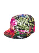 Philipp Plein Jungle Rock snapback cap