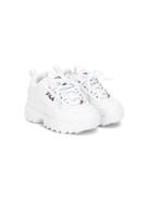 Fila Kids lace-up sneakers