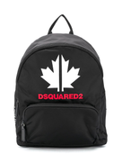 Dsquared2 Kids logo print backpack