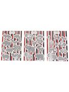Thom Browne Animal Icon sticker set