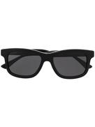 جوتشي نظارات غوتشي للنظارات الشمسية بإطار مستطيل
