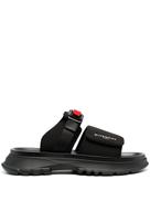 Givenchy Spectre logo-print sandals