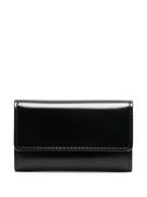 Maison Margiela leather keyring wallet
