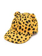Stella McCartney Kids animal-print ears cap