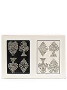 10 CORSO COMO logo-print deck playing cards