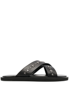 Jimmy Choo Palmo leather sandals