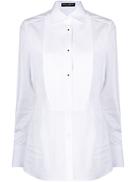 Dolce Gabanna Dolce & Gabbana long-sleeve poplin shirt
