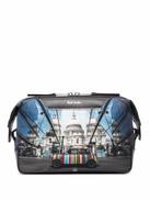PAUL SMITH London-print wash bag