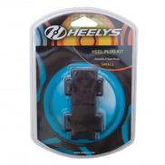 Heelys Wheel Plug Kit Black Size Medium