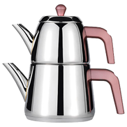Amboss Diamond Middle Size Teapot Pink