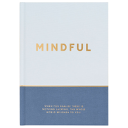 kikki.K kikki K Inspiration Mindfulness Journal Blue