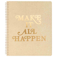 ban.do Ban Do Rough Draft Large Notebook Make It All Happen