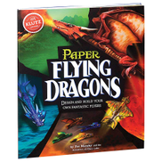Scholastic Flying Paper Dragons