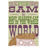 Walker Books Sam The Most Scaredy Cat Kid In The Whole World