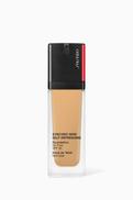 Shiseido 340 Oak Synchro Skin Self-Refreshing Foundation, 30ml