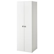 GODISHUS Wardrobe, white, 60x51x178 cm
