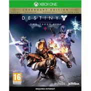 Destiny The Taken King Legendary Edition for Xbox 360