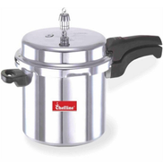 Chefline Aluminium Induction Pressure Cooker 2Ltr