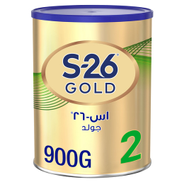 Nestle S26 S26 Gold 2 Stage 2 6-12 Months follow on Formula for Babies 900g