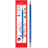 Faber-Castell HB Pencil 12's FC114405