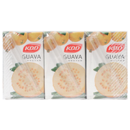 KDD Guava Nectar 250ml x 6 Pieces