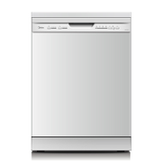 Midea Dishwasher WQP12-5203-W 5Programs