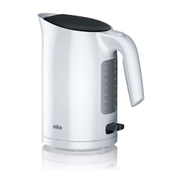 Braun PurEase WK 3100 WH electric kettle 1.7 Ltr