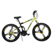 Golden Phonix Bicycle 26