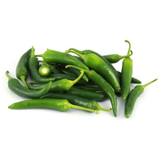 Fresh Chilli 200g Approx. Weight