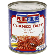 Pure Foods Corned Beef 210g