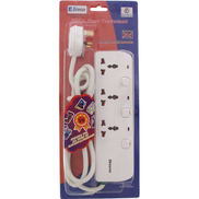 Sirocco Extension Socket 3way 2Mtr