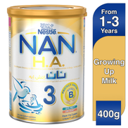 Nestle Nan Nestl NAN H.A. Stage 3 From 1 to 3 years Hypoallergenic Growing Up Milk Fortified with Iron 400g