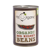 Mr Organic Mr. Organic Red Kidney Beans 400g
