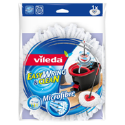 Vileda Easy Wring & Clean Spin Mop Rotating Mop Refill 1pc