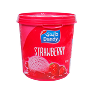 Dandy Strawberry Ice Cream 2Litre