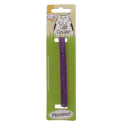 Armitage Good Girl Kitten Collar Meowee Assorted Colors 1Pc