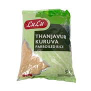 Lulu Thanjavur Kuruva Parboiled Rice 5kg