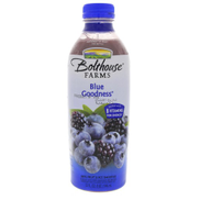 Bolthouse Bolt House Blue Goodness Fruit Juice Smoothie 946ml