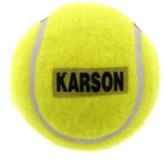 Karson Cricket Ball Yellow