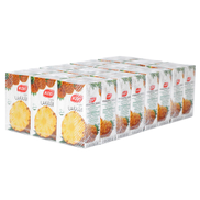 KDD Pineapple Juice 250 ml x 6 Pieces