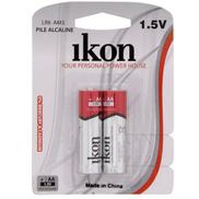 Ikon Alkaline AA Battery IKLR6BP2