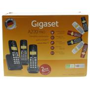 Siemens Gigaset Phone A220 Trio