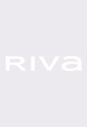 Riva Oversized Jacquard Print Belted Dress
