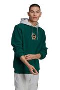 adidas Originals Green Collegiate Crest Pullover Hoodie